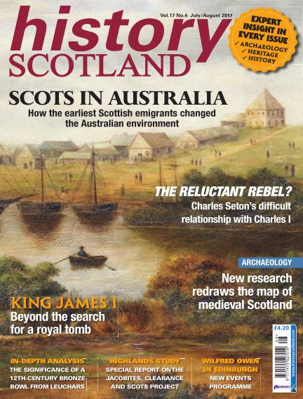 History Scotland June 10, 2017 00:00
