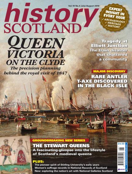 History Scotland June 09, 2018 00:00