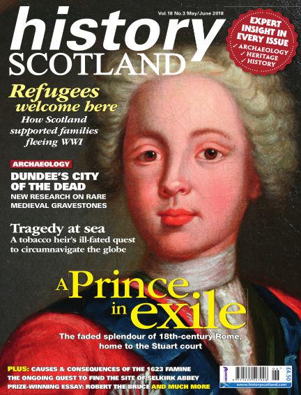 History Scotland April 14, 2017 00:00