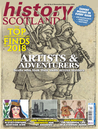 History Scotland Nov-Dec 2018