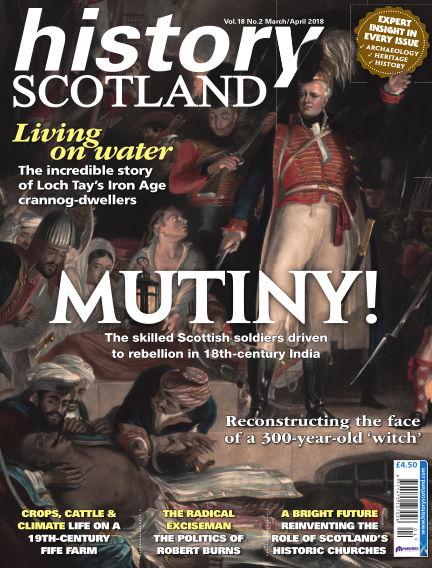 History Scotland February 10, 2018 00:00