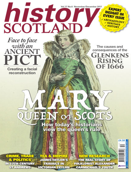 History Scotland October 07, 2017 00:00