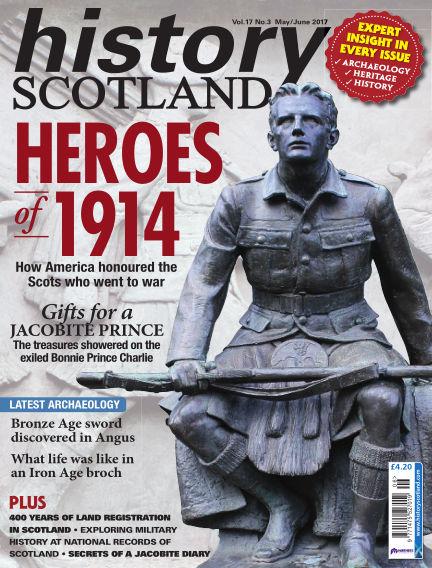 History Scotland April 08, 2017 00:00