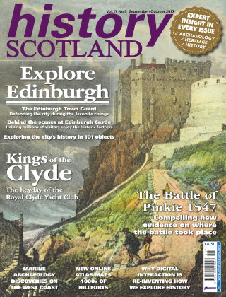 History Scotland Sep-Oct 2017