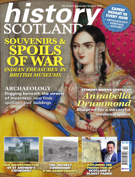 History Scotland August 11, 2018 00:00