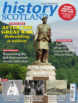 History Scotland May-June 2019
