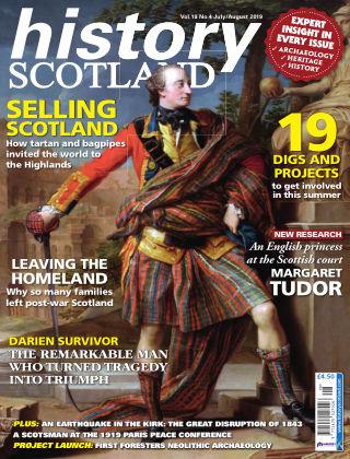 History Scotland JulyAugust 2019