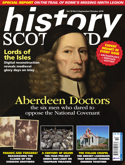 History Scotland August 08, 2019 00:00