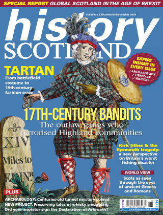 History Scotland Nov:Dec 2019