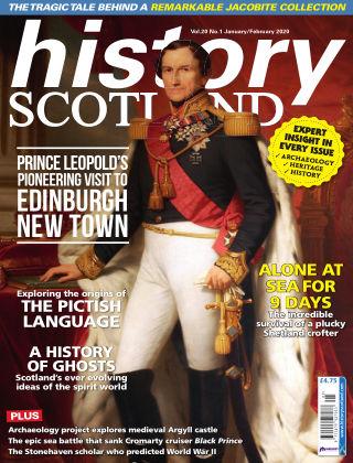 History Scotland JanFeb2020