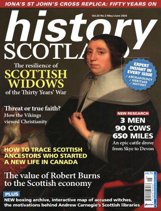 History Scotland May:June 2020