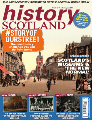 History Scotland Jul:Aug 2020