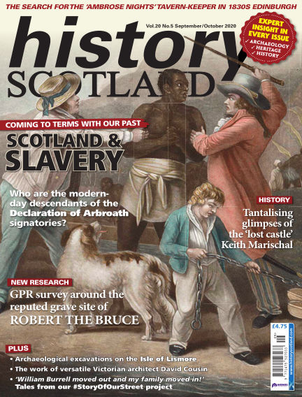 History Scotland August 08, 2020 00:00