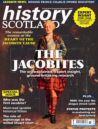 History Scotland Nov:Dec 2020