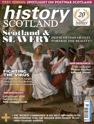 History Scotland May June 2021