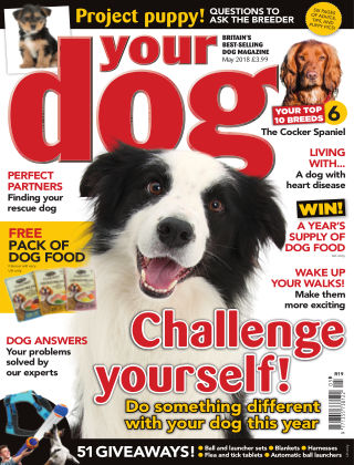 Your Dog Magazine May 2018