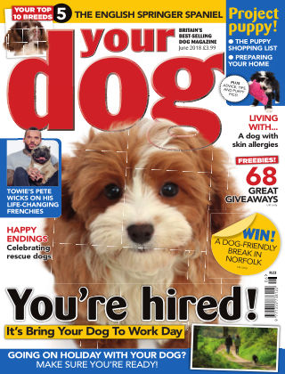 Your Dog Magazine June 2018