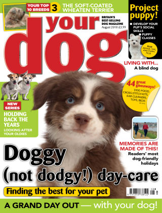 Your Dog Magazine August 2018
