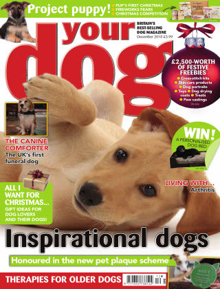 Your Dog Magazine December 2018