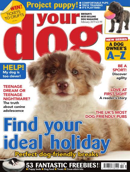 Your Dog Magazine January 07, 2019 00:00