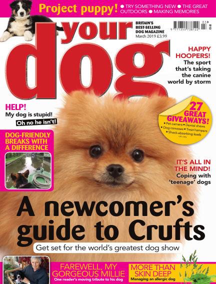 Your Dog Magazine February 07, 2019 00:00