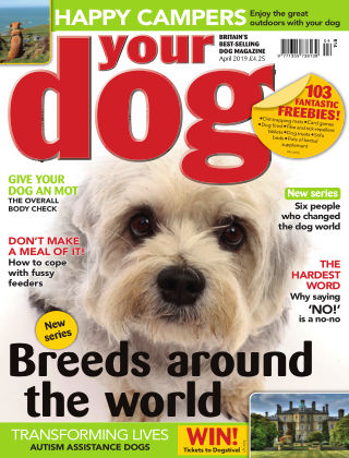 Your Dog Magazine April 2019