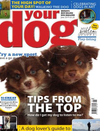 Your Dog Magazine June 2019