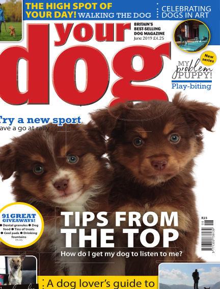 Your Dog Magazine May 07, 2019 00:00