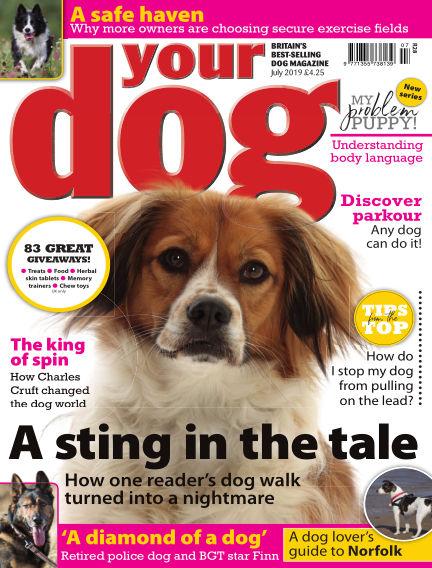 Your Dog Magazine June 07, 2019 00:00