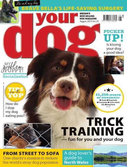Your Dog Magazine July 09, 2019 00:00
