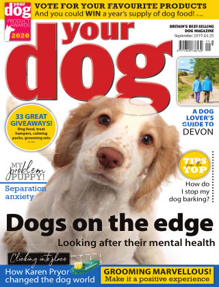 Your Dog Magazine September 2019