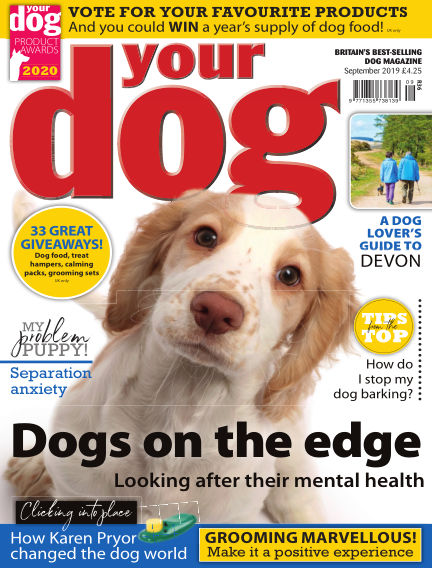 Your Dog Magazine August 07, 2019 00:00