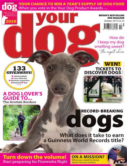 Your Dog Magazine September 10, 2019 00:00