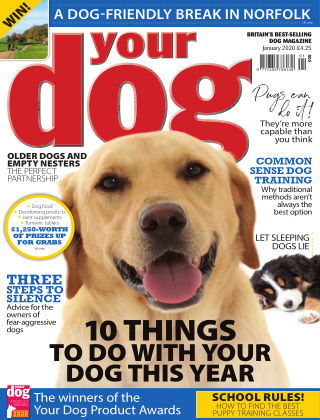 Your Dog Magazine January 2020