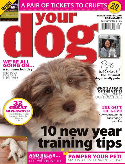 Your Dog Magazine January 07, 2020 00:00