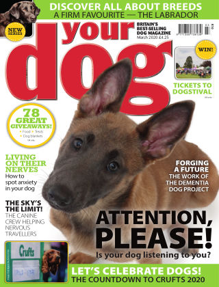Your Dog Magazine March 2020