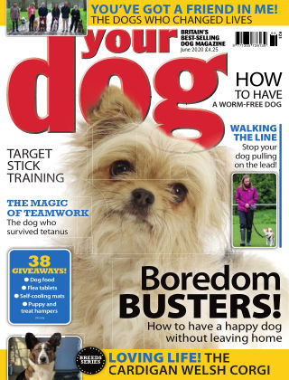 Your Dog Magazine June 2020