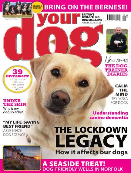 Your Dog Magazine July 07, 2020 00:00