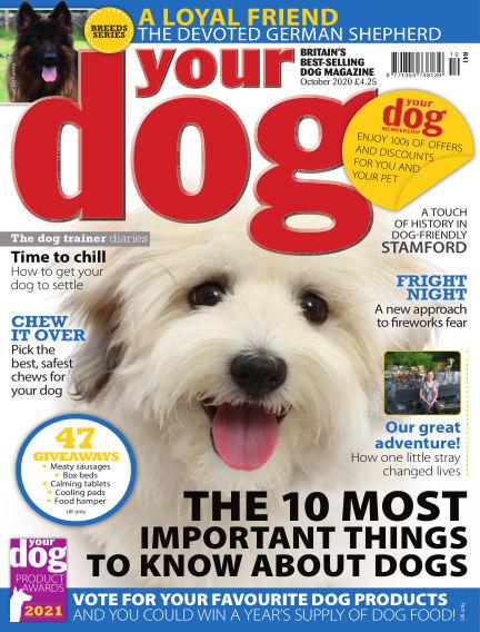 Your Dog Magazine September 08, 2020 00:00