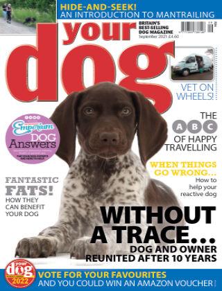 Your Dog Magazine September 2021