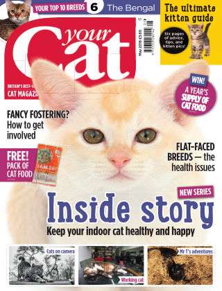 Your Cat Magazine May 2018