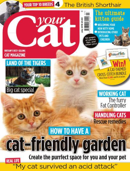 Your Cat Magazine June 15, 2018 00:00