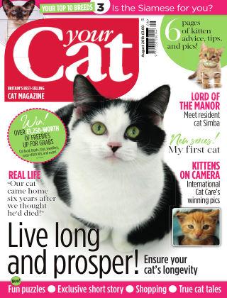Your Cat Magazine August 2018