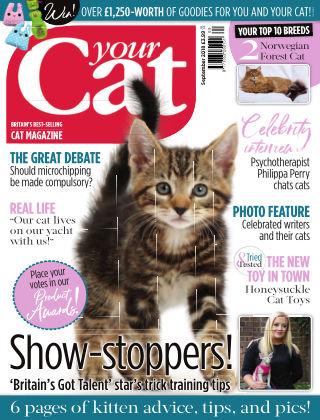 Your Cat Magazine September 2018