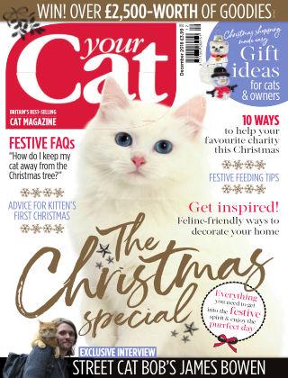 Your Cat Magazine December 2018