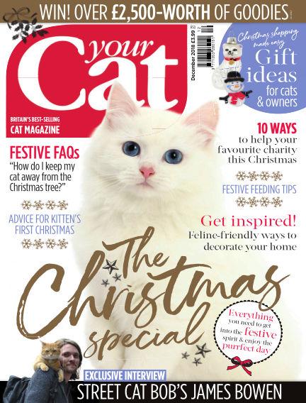 Your Cat Magazine November 15, 2018 00:00