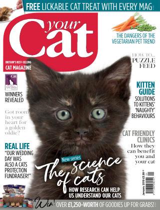 Your Cat Magazine January 2019