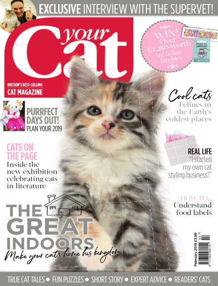 Your Cat Magazine January 15, 2019 00:00
