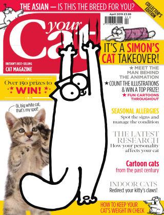 Your Cat Magazine April 2019