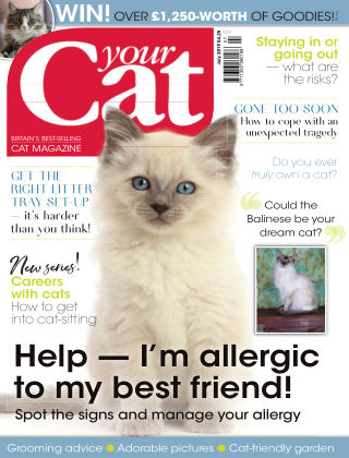 Your Cat Magazine July 2019
